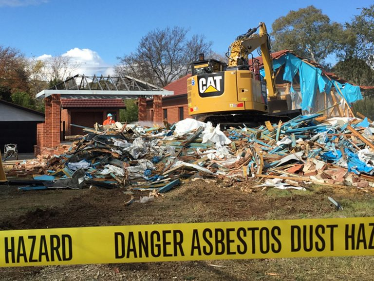 Asbestos Eradication Scheme