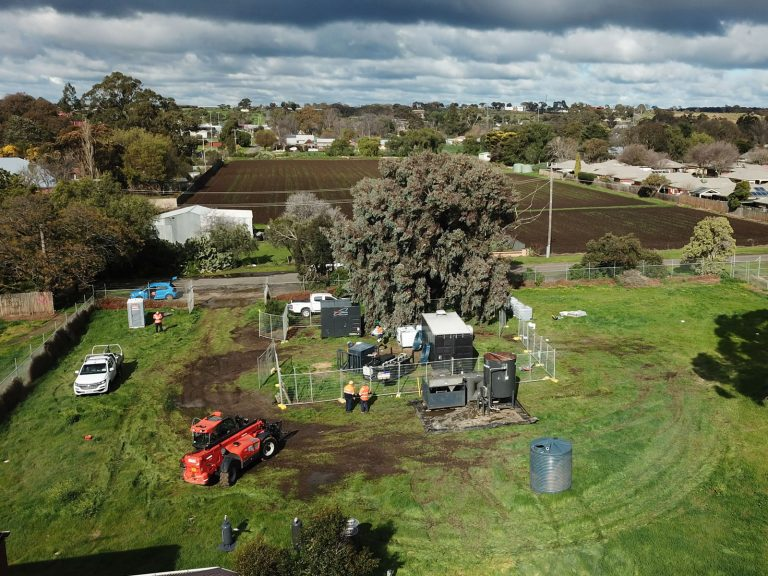 Former Bacchus Marsh Gasworks Remediation