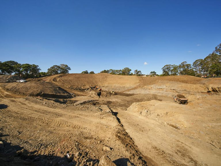 Narellan Landfill Remediation