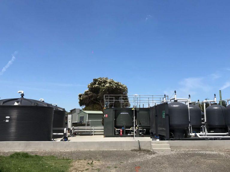 Victoria CFA Water Treatment