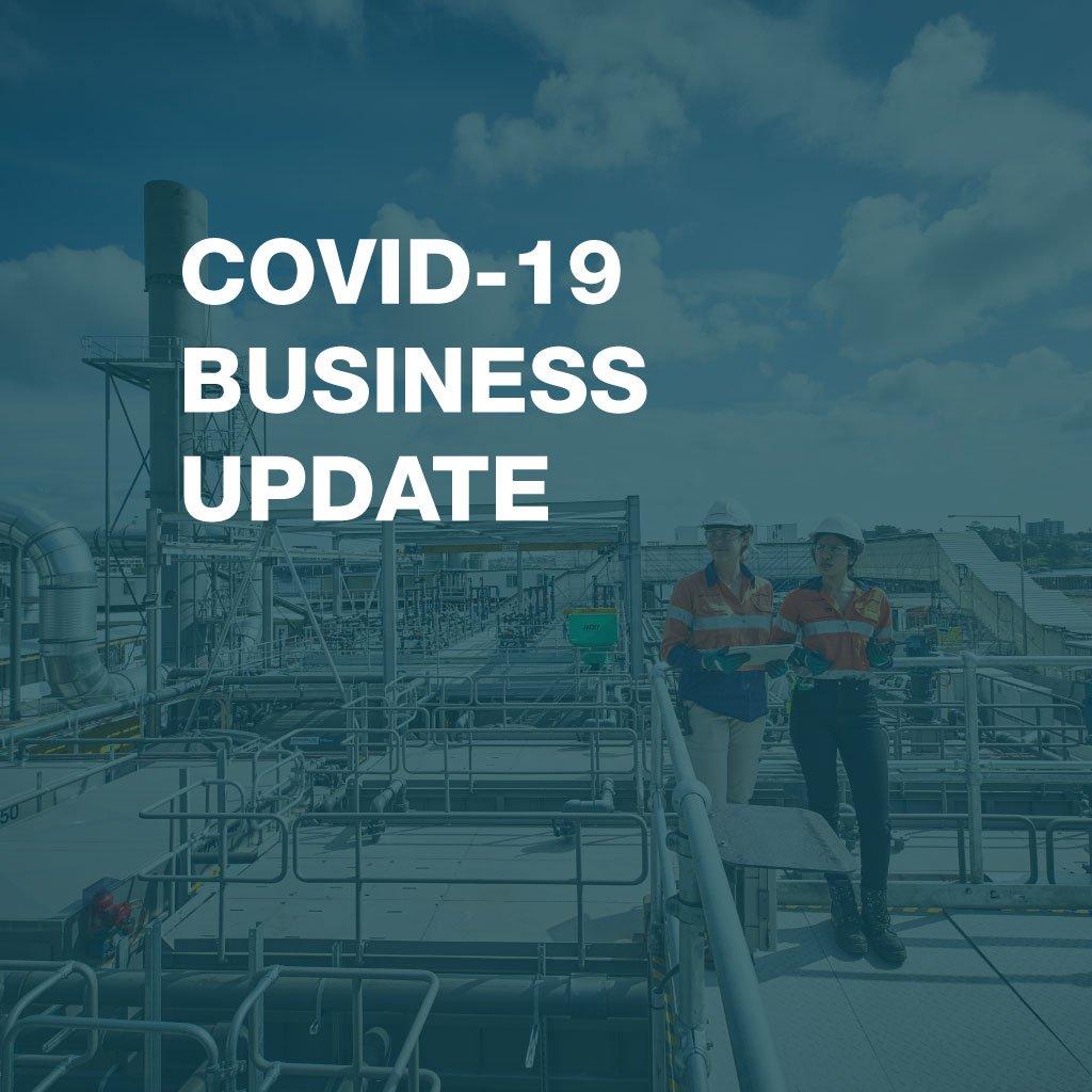 COVID-19 CEO Update