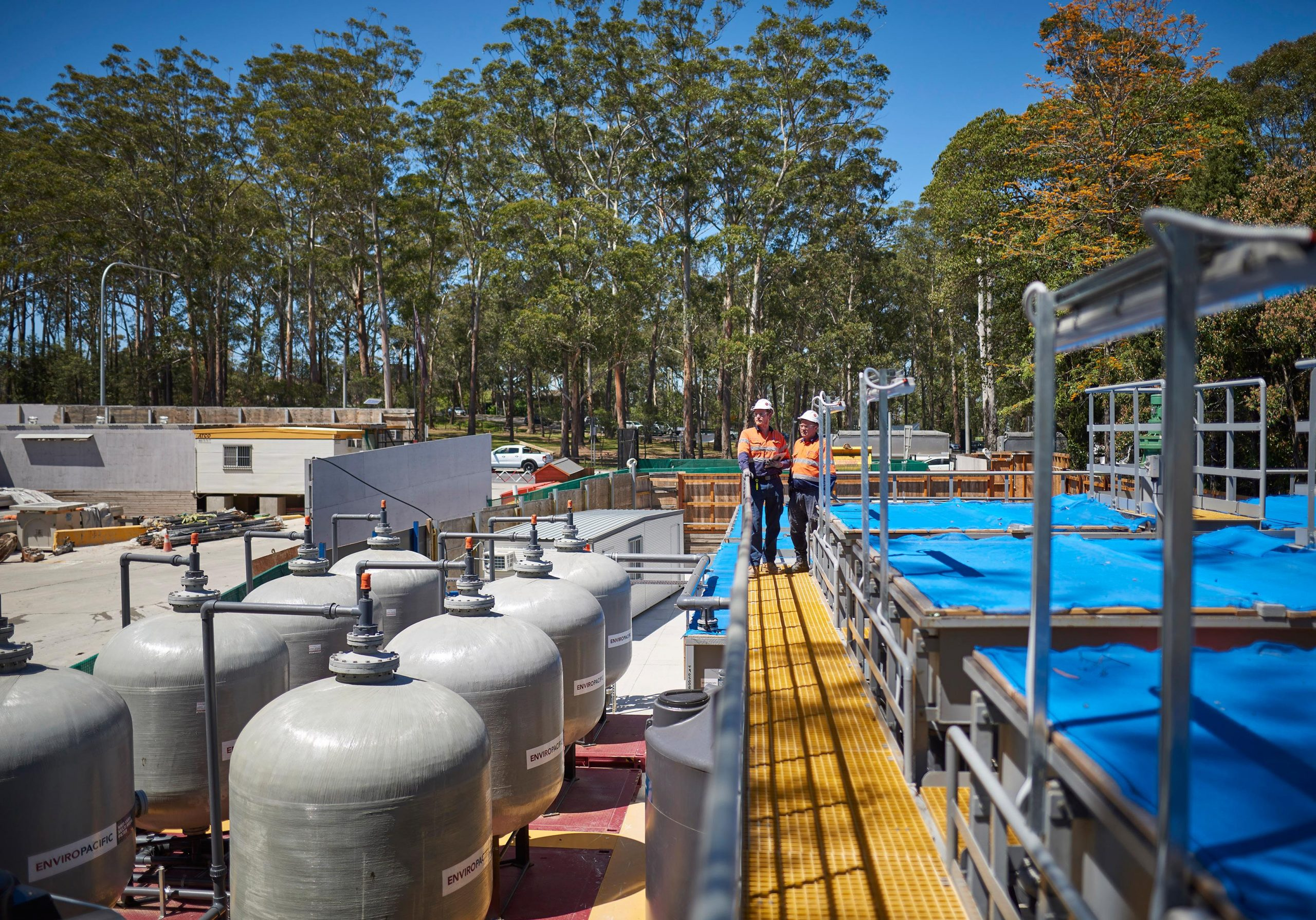 Enviropacific's growing Water capability