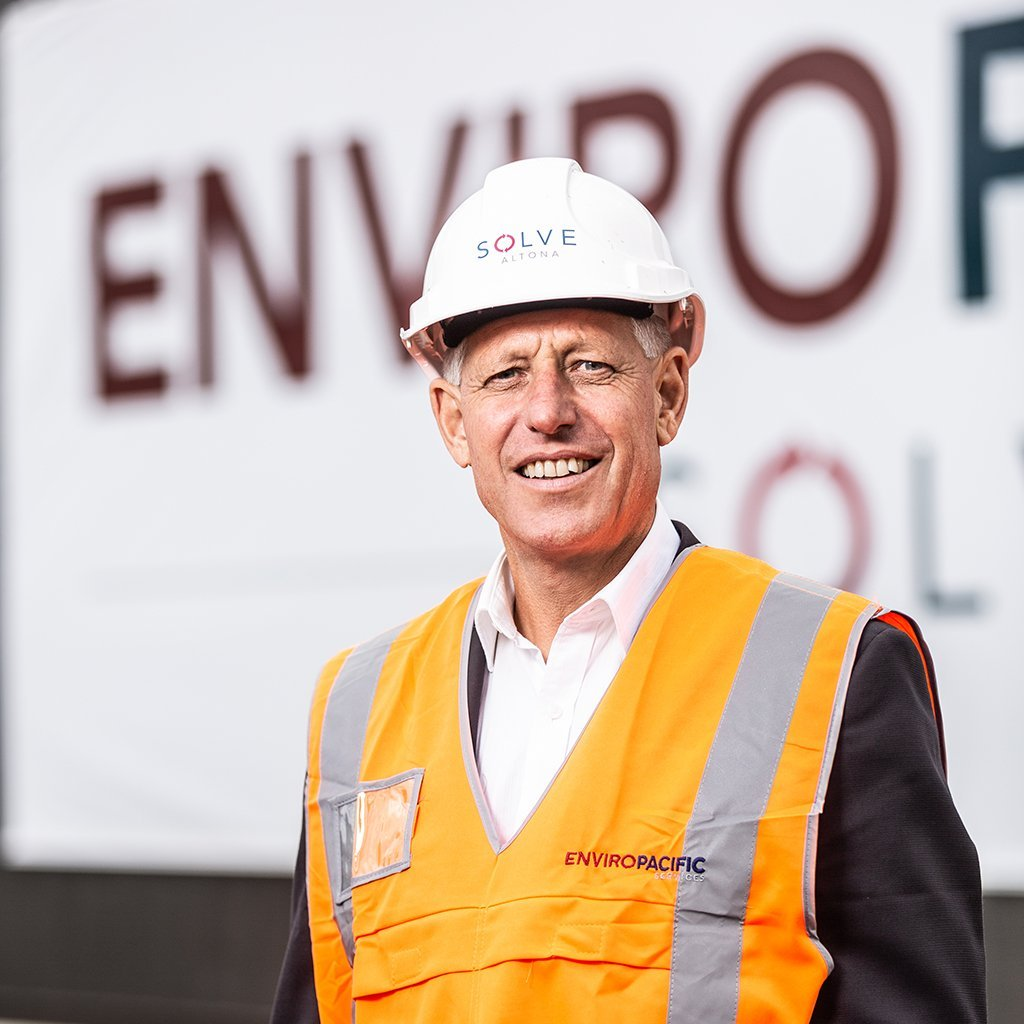 David Tucker - CEO Enviropacific