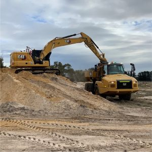 Kaniva VIC - illegal dump clean up
