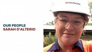 Our People - Sarah D'Alterio