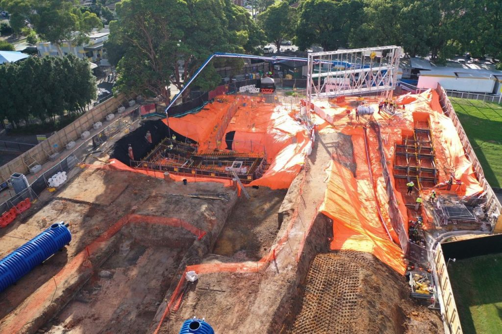 Asbestos capping by Enviropacific