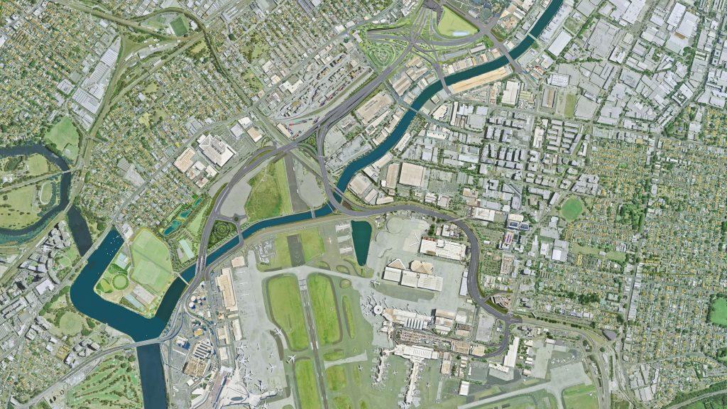 Sydney Gateway Project Plan View